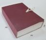 Папка из переплетного картона 100% покрытие бумвинилом (Арт.1542б)