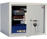 Взломостойкий (класс H0) мебельный сейф AIKO Т-28 с ключевым замком