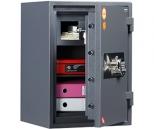 Комбинированный сейф 2 класса VALBERG ГАРАНТ ЕВРО 67 T EL с трейзером, с электронным замком PS 600 (класс взломостойкости - 2, огнестойкости - 60Б)