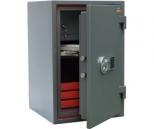 Комбинированный сейф VALBERG ГАРАНТ 67 T EL с трейзером, с электронным замком PS 300 (класс взломостойкости - 1, огнестойкости - 60Б)