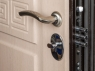 Дверь Solomon (черный шелк) 2050/880-980/101R/L
