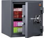 Комбинированный сейф VALBERG ГРАНИТ 46 EL с электронным замком PS 600 (класс взломостойкости - 2, огнестойкости - 30Б)