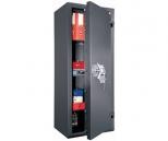 Взломостойкий сейф 3 класса VALBERG ФОРТ 1668 EL  с электронным и ключевым замками PS 600 и KABA MAUER
