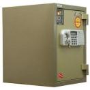 Огнестойкий сейф Booil TOPAZ BST-500 с лотком, с электронным и ключевым замками