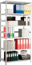 Стеллаж MS Standart 2200х1000х300, металлический, сборно-разборный, 5 полок