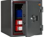 Комбинированный сейф VALBERG ГАРАНТ 46 EL с электронным замком PS 300 (класс взломостойкости - 1, огнестойкости - 60Б)