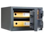 Взломостойкий сейф 1 класса VALBERG Кварцит 30 с ключевым замком (класс огнестойкости - 30Б, безопасности - S2)