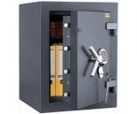 Взломостойкий сейф 4 класса VALBERG РУБЕЖ 67 EL с электронным и ключевым замками PS-600 и KABA MAUER