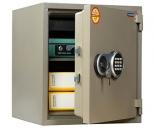 Огнестойкий сейф VALBERG FRS-51 EL с лотком, с электронным и ключевым замками